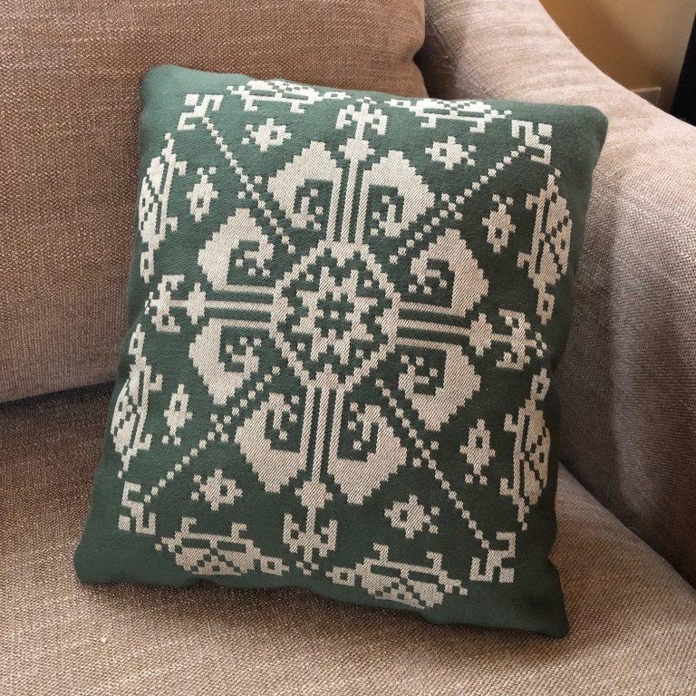 turtle cushion